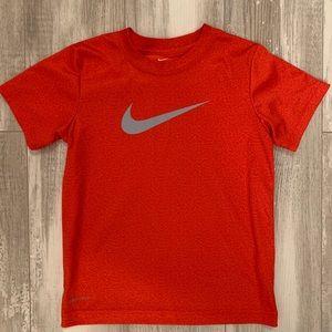 Nike boys dry fit tee